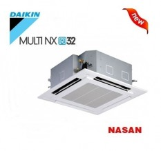 Dàn lạnh âm trần SUPER MULTI NX Gas R32 : FFA60RV1V - 2.5 HP